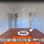 Realidad virtual y vídeos para visitar tu futura casa desde el sofá
